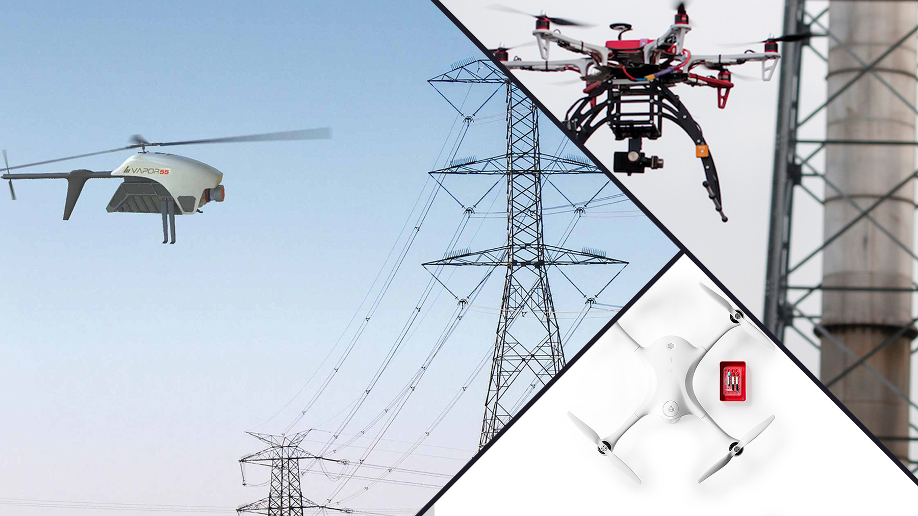 Unmanned Aerial Vehicles Industries Solutions