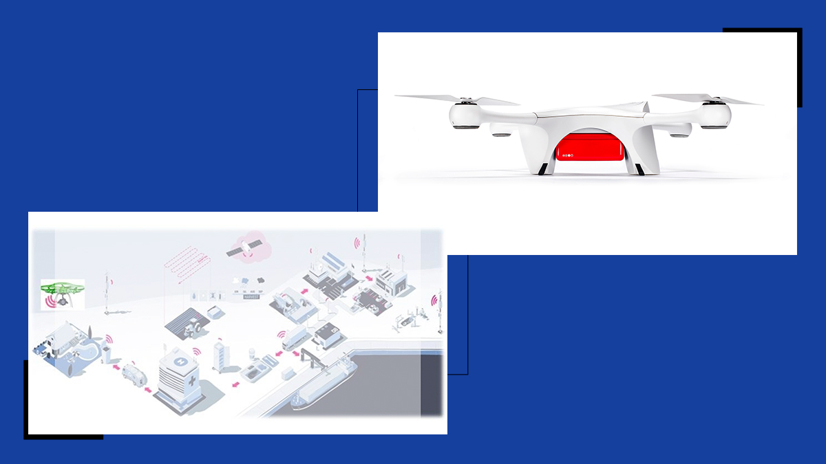 Unmanned Aerial Vehicles Technology Solutions